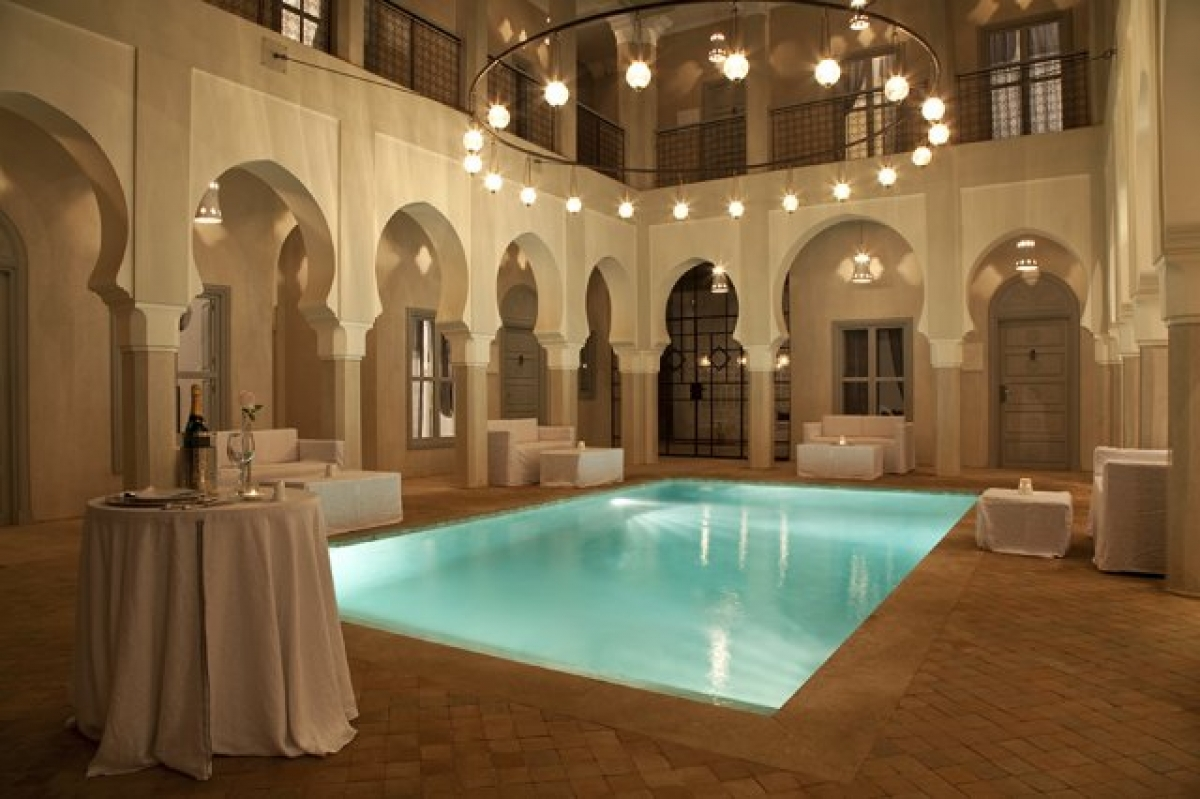 Promotional offer of Riad Nashira & Spa